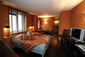 Residentie De Laurier, Гостевые дома  Кнокке-Хейст - big - 36