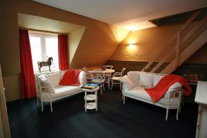 Residentie De Laurier, Гостевые дома  Кнокке-Хейст - big - 32