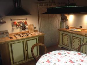 Il Roseto, Apartmány  Tavarnelle in Val di Pesa - big - 7