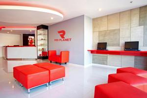 Red Planet Makassar, Hotely  Makassar - big - 11