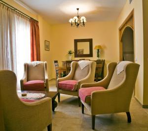 Apartamentos Turísticos Casa de La Borrega, Appartamenti  Estepona - big - 59