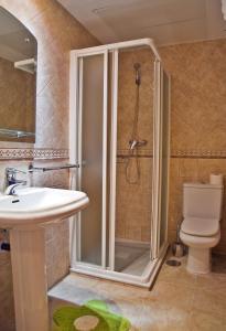 Apartamentos Turísticos Casa de La Borrega, Appartamenti  Estepona - big - 53