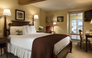 Glasbern Inn, Hotely  Fogelsville - big - 29