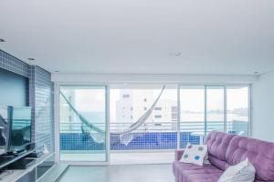 VIP Beira Mar Residence, Aparthotely  Fortaleza - big - 63