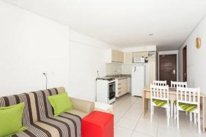 VIP Beira Mar Residence, Aparthotely  Fortaleza - big - 70