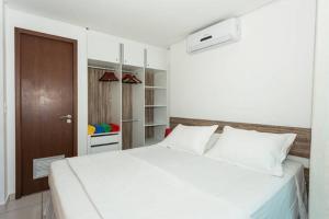 VIP Beira Mar Residence, Aparthotely  Fortaleza - big - 72