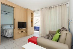 VIP Beira Mar Residence, Aparthotely  Fortaleza - big - 73