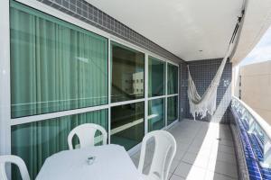 VIP Beira Mar Residence, Aparthotely  Fortaleza - big - 78
