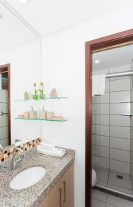 VIP Beira Mar Residence, Aparthotely  Fortaleza - big - 80