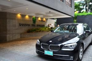 Presidential Suite - Round Trip Airport Transfer