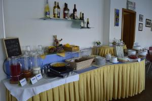 Albergo Villa Edera, Szállodák  Malcesine - big - 17