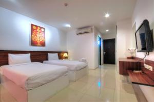 BS Premier Airport Hotel, Hotels  Lat Krabang - big - 11