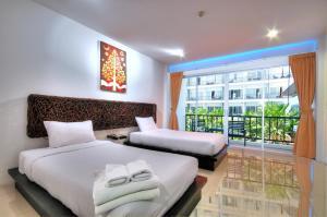 BS Premier Airport Hotel, Hotels  Lat Krabang - big - 13