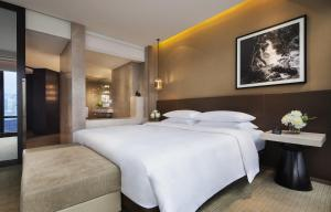 Grand Suite mit Kingsize-Bett