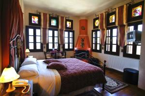 Hotel Dryalos, Hotels  Miléai - big - 25