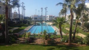 Apartement Eden Tamaris, Ferienwohnungen  Dar Bouazza - big - 8