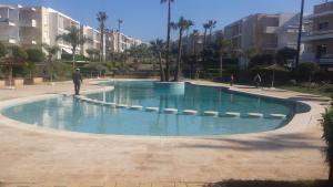 Apartement Eden Tamaris, Appartamenti  Dar Bouazza - big - 9