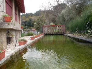 Casa D`Auleira, Фермерские дома  Ponte da Barca - big - 55
