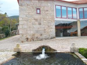 Casa D`Auleira, Фермерские дома  Ponte da Barca - big - 52