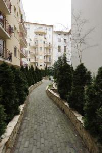 Central Passage Budapest Apartments, Apartmány  Budapešť - big - 88