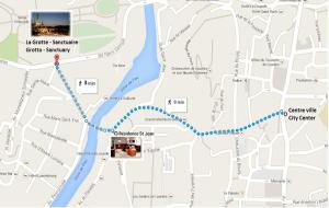 Appart'hôtel Saint Jean, Apartmanhotelek  Lourdes - big - 52