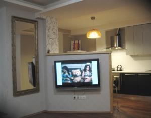 Apartment Zvezdova, Apartmanok  Omszk - big - 14