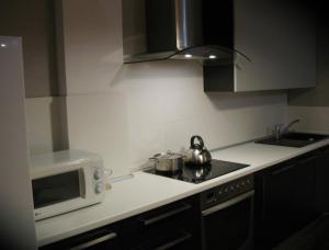 Apartment Zvezdova, Apartmanok  Omszk - big - 15