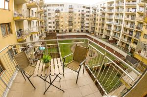 Standard Apartment with Balcony