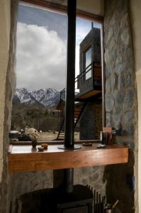 Las Espuelas Casas de Montaña, Chaty v prírode  Potrerillos - big - 19