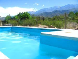 Las Espuelas Casas de Montaña, Chaty v prírode  Potrerillos - big - 53