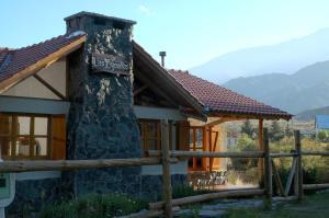 Las Espuelas Casas de Montaña, Chaty v prírode  Potrerillos - big - 43