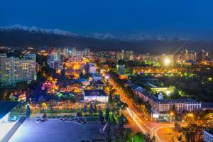 Kazakhstan Hotel, Hotely  Almaty - big - 19