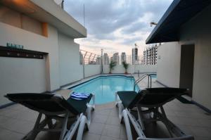 Fernandina 88 Suites Hotel, Отели  Манила - big - 14