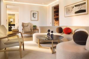 Hotel Marignan Champs-Elysées, Отели  Париж - big - 41