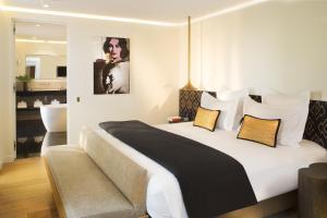 Hotel Marignan Champs-Elysées, Отели  Париж - big - 37
