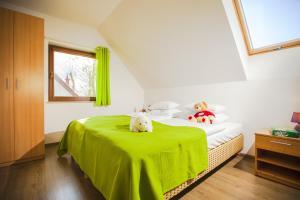 Na Fali, Holiday homes  Niechorze - big - 5