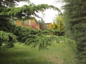 Cabañas Los Arreboles, Лоджи  Potrerillos - big - 16