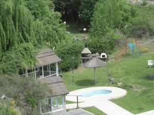 Cabañas Los Arreboles, Лоджи  Potrerillos - big - 15