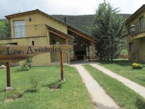 Cabañas Los Arreboles, Лоджи  Potrerillos - big - 1
