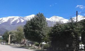 Cabañas Los Arreboles, Лоджи  Potrerillos - big - 18