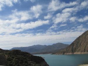 Cabañas Los Arreboles, Лоджи  Potrerillos - big - 7