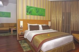Al Khoory Executive Hotel, Al Wasl, Hotely  Dubaj - big - 9
