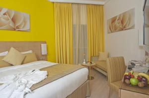 Al Khoory Executive Hotel, Al Wasl, Hotely  Dubaj - big - 10