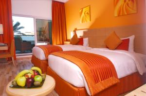 Al Khoory Executive Hotel, Al Wasl, Hotely  Dubaj - big - 23