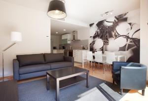 AB Park Güell-Gaudi, Appartamenti  Barcellona - big - 76