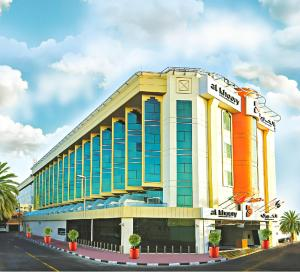 Al Khoory Executive Hotel, Al Wasl, Hotely  Dubaj - big - 1