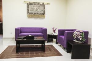 Landmark Suites - Prince Sultan, Hotels  Dschidda - big - 14