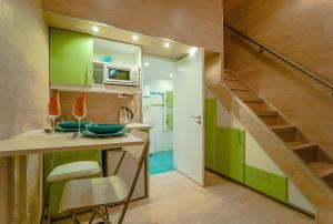 Apartment with shower and kitchenette - Woody