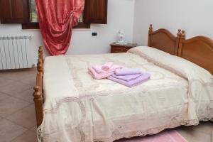 Il Vecchioliveto di Ornella, Bed & Breakfasts  Marrùbiu - big - 20