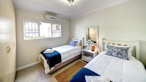 Apartment mit 2 Schlafzimmern und Meerblick - Erdgeschoss